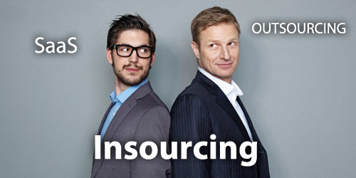 ¿Insourcing? ¿Outsourcing? ¿SaaS?